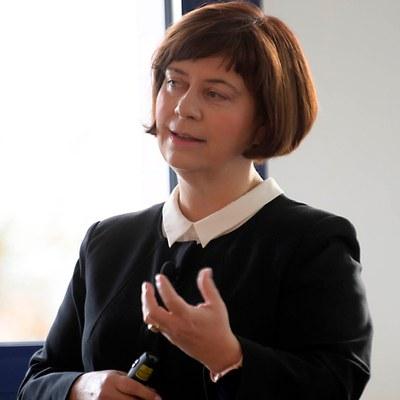 Protraitbild Frau Prof. Dr. Gabi Dreo Rodosek